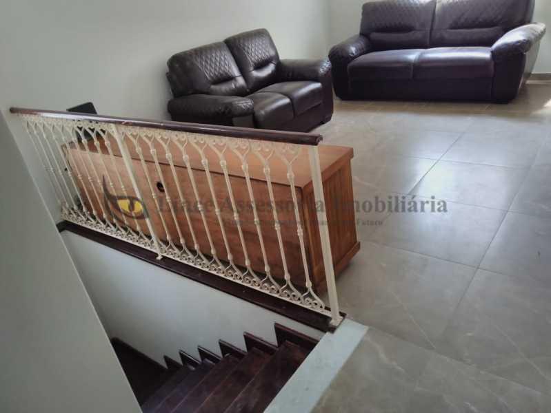 SALA 2 PAV. - Casa 5 quartos à venda Grajaú, Norte,Rio de Janeiro - R$ 740.000 - TACA50025 - 4