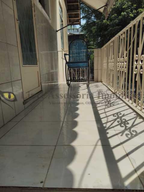 VARANDA. - Casa 5 quartos à venda Grajaú, Norte,Rio de Janeiro - R$ 740.000 - TACA50025 - 7