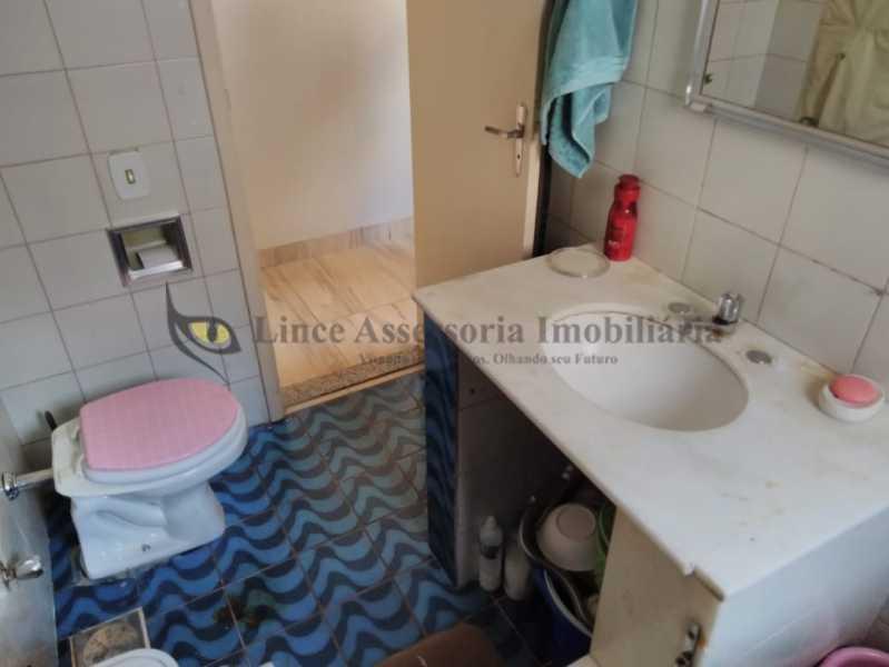 BANHEIRO 2. - Casa 5 quartos à venda Grajaú, Norte,Rio de Janeiro - R$ 740.000 - TACA50025 - 19