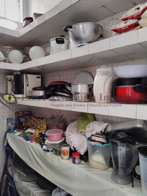 DISPENSA. - Casa 5 quartos à venda Grajaú, Norte,Rio de Janeiro - R$ 740.000 - TACA50025 - 28