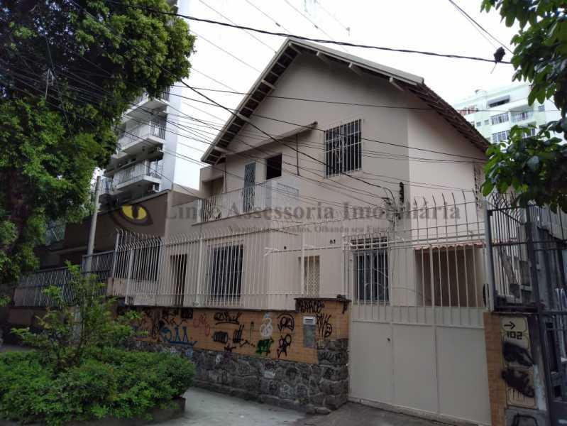 FRONTAL DA CASA 2 - Casa 5 quartos à venda Grajaú, Norte,Rio de Janeiro - R$ 740.000 - TACA50025 - 30