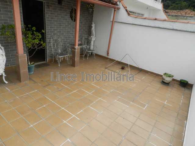 Terraço - Casa 3 quartos à venda Grajaú, Norte,Rio de Janeiro - R$ 850.000 - TR30114 - 25