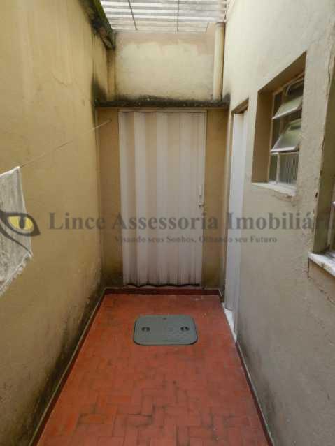 ÁREA_DE_SERVIÇO - Casa Grajaú,Norte,Rio de Janeiro,RJ À Venda,4 Quartos,270m² - TR40070 - 18