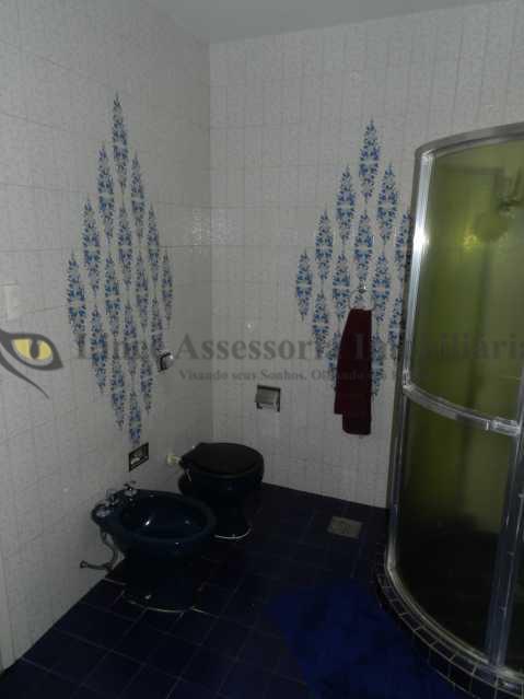 BANHEIRO_SUITE_1_4 - Casa Grajaú,Norte,Rio de Janeiro,RJ À Venda,4 Quartos,270m² - TR40070 - 22