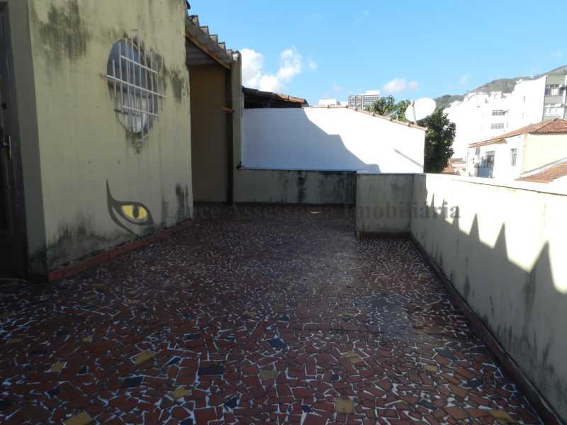 TERRAÇO_1 - Casa Grajaú,Norte,Rio de Janeiro,RJ À Venda,4 Quartos,270m² - TR40070 - 27