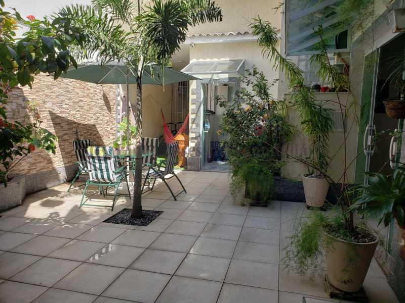 16 - Casa 4 quartos à venda Tijuca, Norte,Rio de Janeiro - R$ 1.450.000 - TACA40001 - 17