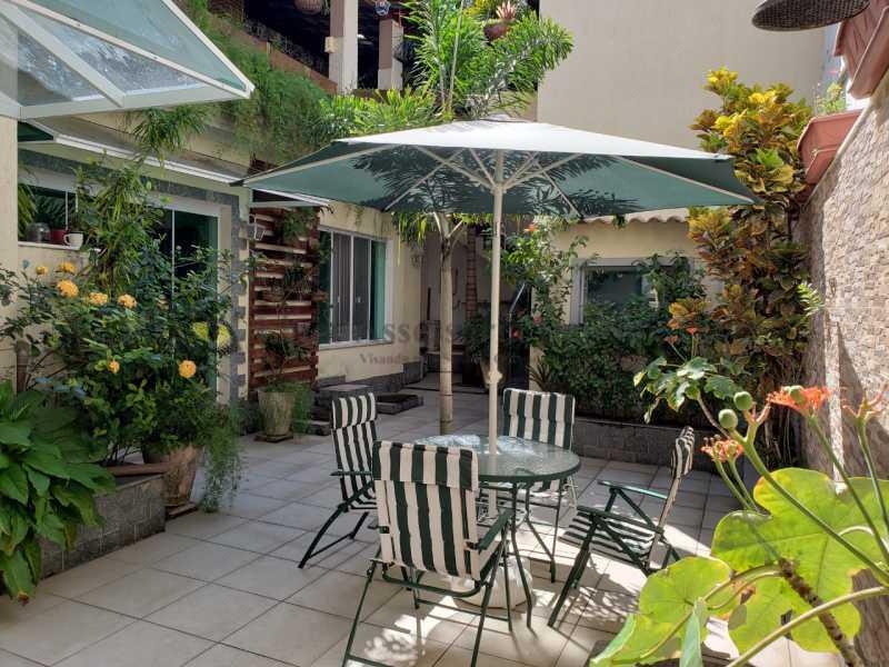 18 - Casa 4 quartos à venda Tijuca, Norte,Rio de Janeiro - R$ 1.450.000 - TACA40001 - 19