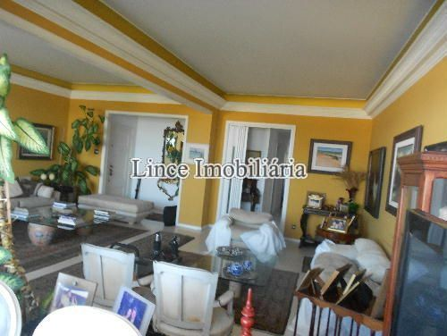 SALA 1.1 - Apartamento Copacabana, Sul,Rio de Janeiro, RJ À Venda, 3 Quartos, 178m² - IA30403 - 6