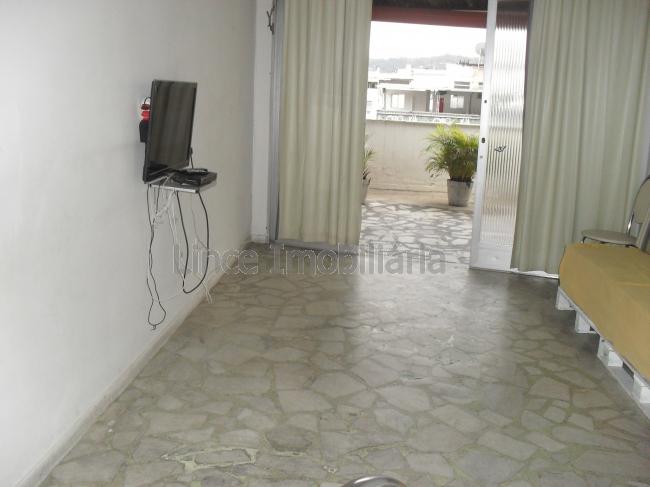 SALA  - Cobertura 2 quartos à venda Tijuca, Norte,Rio de Janeiro - R$ 415.000 - TACO20007 - 4