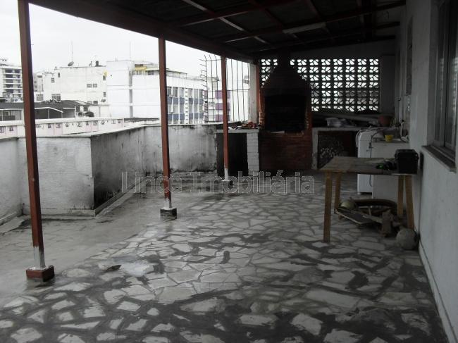 TERRAÇO  - Cobertura 2 quartos à venda Tijuca, Norte,Rio de Janeiro - R$ 415.000 - TACO20007 - 24