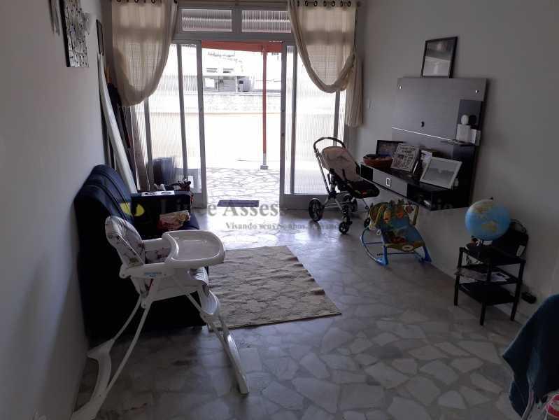 SALA - Cobertura 2 quartos à venda Tijuca, Norte,Rio de Janeiro - R$ 415.000 - TACO20007 - 1