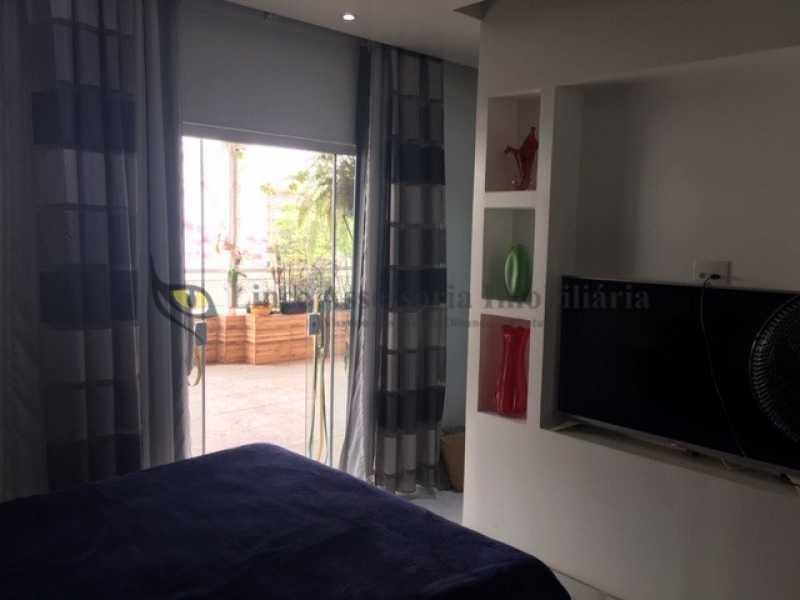 1º quarto - Cobertura 3 quartos à venda Rio Comprido, Norte,Rio de Janeiro - R$ 660.000 - TACO30008 - 7