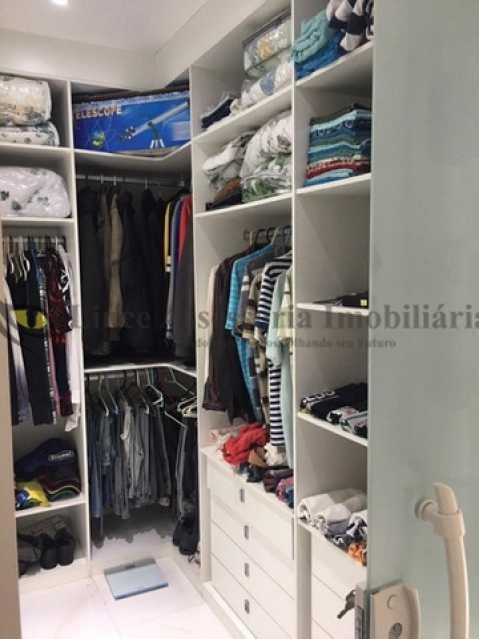 closet - Cobertura 3 quartos à venda Rio Comprido, Norte,Rio de Janeiro - R$ 660.000 - TACO30008 - 12