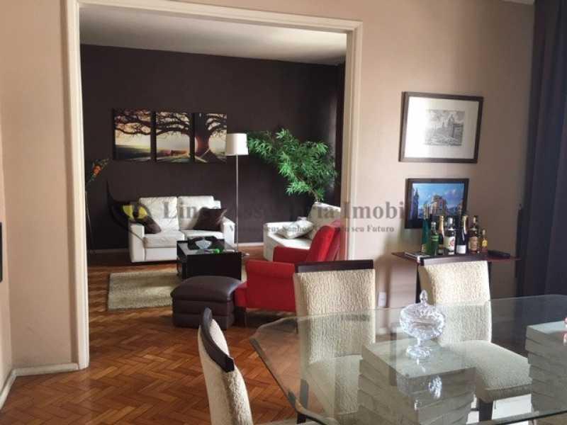sala - Cobertura 3 quartos à venda Rio Comprido, Norte,Rio de Janeiro - R$ 660.000 - TACO30008 - 1