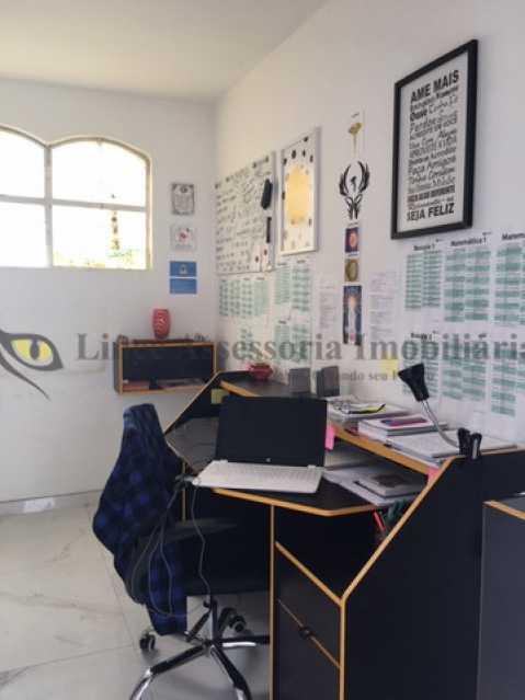 salao 2º piso - Cobertura 3 quartos à venda Rio Comprido, Norte,Rio de Janeiro - R$ 660.000 - TACO30008 - 4