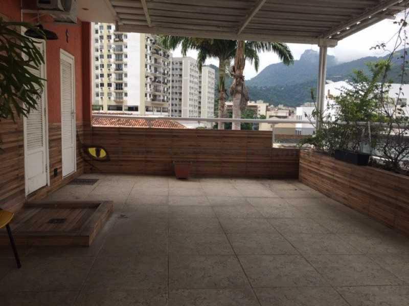 terraço 2 - Cobertura 3 quartos à venda Rio Comprido, Norte,Rio de Janeiro - R$ 660.000 - TACO30008 - 17