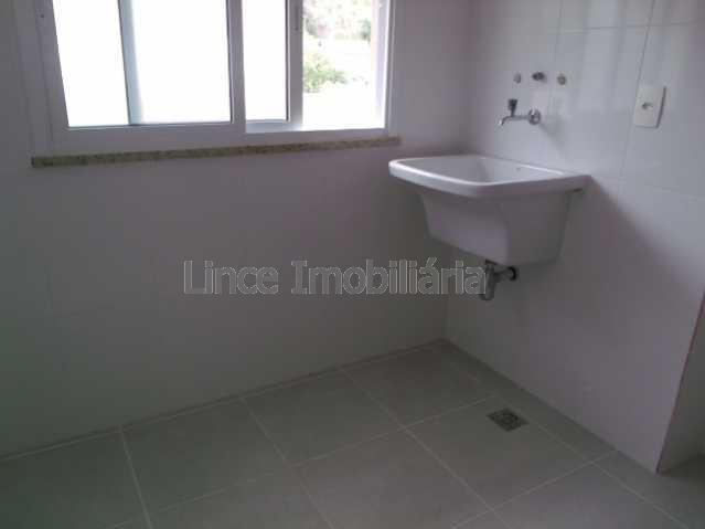 19AREA_SERVIÇO1_1 - Cobertura 2 quartos à venda Tijuca, Norte,Rio de Janeiro - R$ 980.000 - TACO20012 - 19