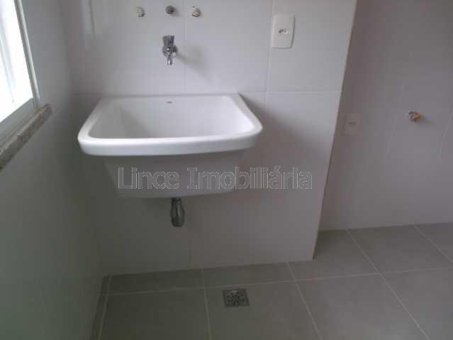 20AREA_SERVIÇO1_2 - Cobertura 2 quartos à venda Tijuca, Norte,Rio de Janeiro - R$ 980.000 - TACO20012 - 20