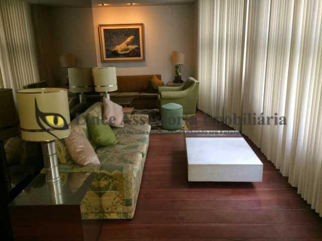 02 VARANDA INTERNA 1 - Apartamento 4 quartos à venda Copacabana, Sul,Rio de Janeiro - R$ 3.100.000 - IA40123 - 3