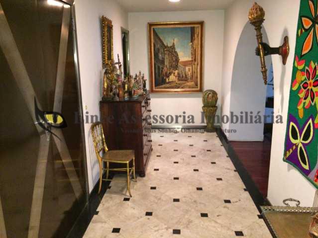 06 HALL - Apartamento 4 quartos à venda Copacabana, Sul,Rio de Janeiro - R$ 3.100.000 - IA40123 - 7