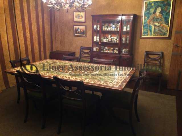 08 SALA DE JANTAR 1 - Apartamento 4 quartos à venda Copacabana, Sul,Rio de Janeiro - R$ 3.100.000 - IA40123 - 9