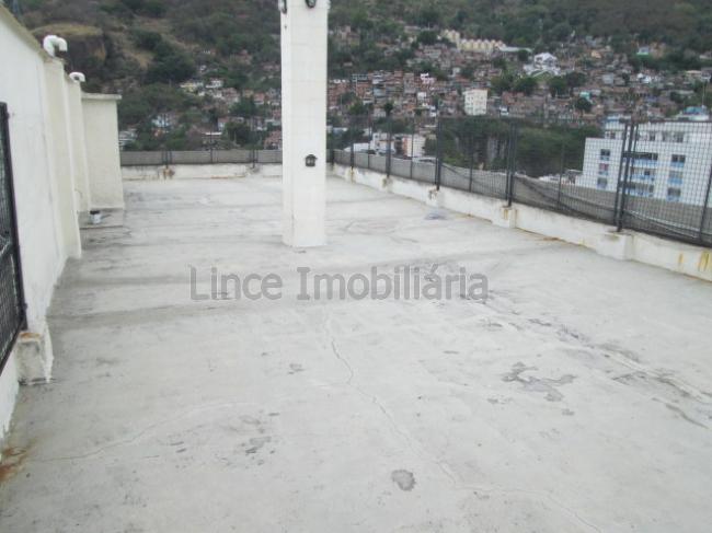 TERRAÇO - Cobertura 3 quartos à venda Tijuca, Norte,Rio de Janeiro - R$ 1.150.000 - ADCO30011 - 22