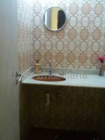 BANHEIRO SOCIAL 1.1 - Apartamento Lagoa,Sul,Rio de Janeiro,RJ À Venda,4 Quartos,150m² - IAAP40021 - 11