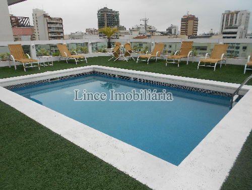 PISCINA - Flat Ipanema, Sul,Rio de Janeiro, RJ À Venda, 2 Quartos, 53m² - IF20020 - 16