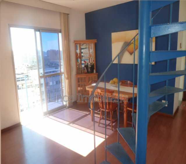Sala 1 - Cobertura 3 quartos à venda Grajaú, Norte,Rio de Janeiro - R$ 750.000 - ADCO30016 - 3
