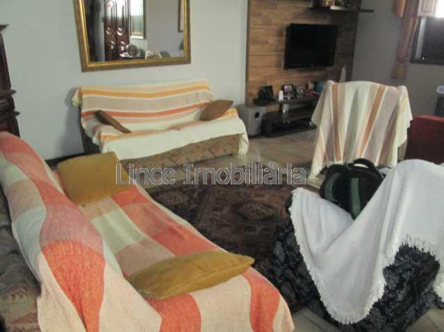 Sala  - Casa 4 quartos à venda Tijuca, Norte,Rio de Janeiro - R$ 1.900.000 - TACA40021 - 1
