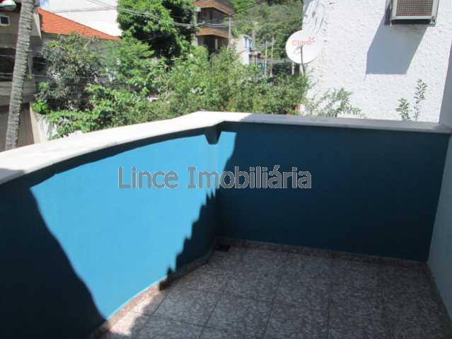 Varanda quarto 1 - Casa 4 quartos à venda Tijuca, Norte,Rio de Janeiro - R$ 1.900.000 - TACA40021 - 12