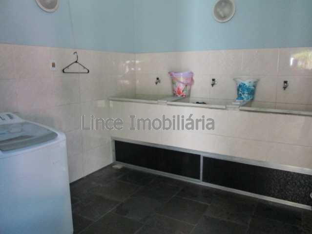 Área de serviço  - Casa 4 quartos à venda Tijuca, Norte,Rio de Janeiro - R$ 1.900.000 - TACA40021 - 24