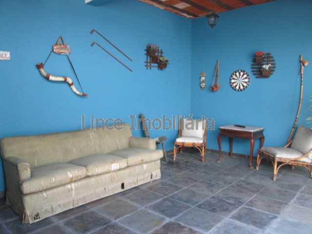 Sala de estar externa - Casa 4 quartos à venda Tijuca, Norte,Rio de Janeiro - R$ 1.900.000 - TACA40021 - 26