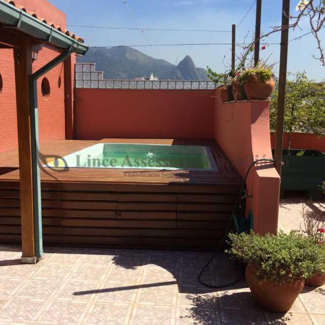 Piscina - Cobertura 4 quartos à venda Tijuca, Norte,Rio de Janeiro - R$ 1.550.000 - PACO40014 - 27