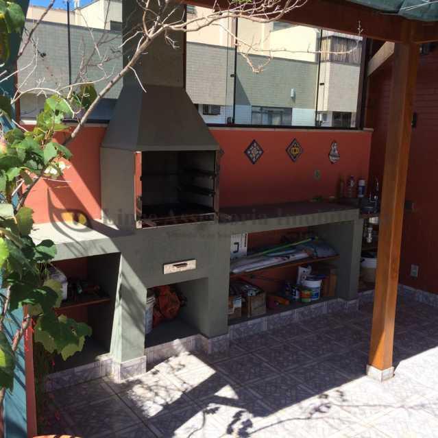Churrasqueira - Cobertura 4 quartos à venda Tijuca, Norte,Rio de Janeiro - R$ 1.550.000 - PACO40014 - 30