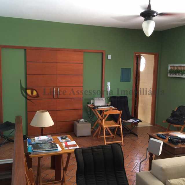 Sala de TV - Cobertura 4 quartos à venda Tijuca, Norte,Rio de Janeiro - R$ 1.550.000 - PACO40014 - 13