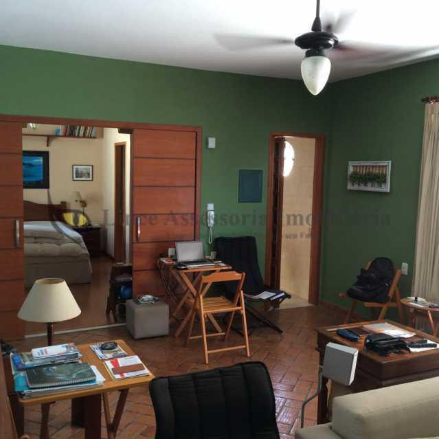 Sala de TV - Cobertura 4 quartos à venda Tijuca, Norte,Rio de Janeiro - R$ 1.550.000 - PACO40014 - 12