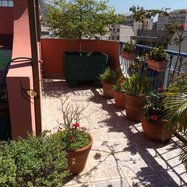 Terraço. - Cobertura 4 quartos à venda Tijuca, Norte,Rio de Janeiro - R$ 1.550.000 - PACO40014 - 31