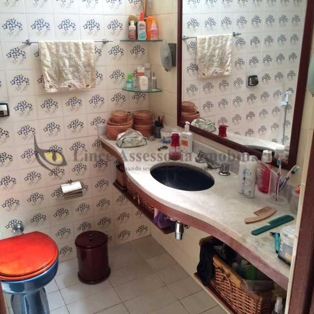 Banheiro Suite - Cobertura 4 quartos à venda Tijuca, Norte,Rio de Janeiro - R$ 1.550.000 - PACO40014 - 25