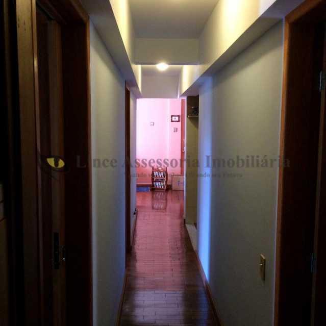 Circulação - Cobertura 4 quartos à venda Tijuca, Norte,Rio de Janeiro - R$ 1.550.000 - PACO40014 - 14