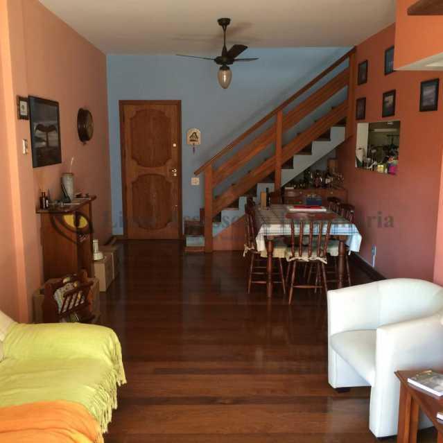 Sala - Cobertura 4 quartos à venda Tijuca, Norte,Rio de Janeiro - R$ 1.550.000 - PACO40014 - 5