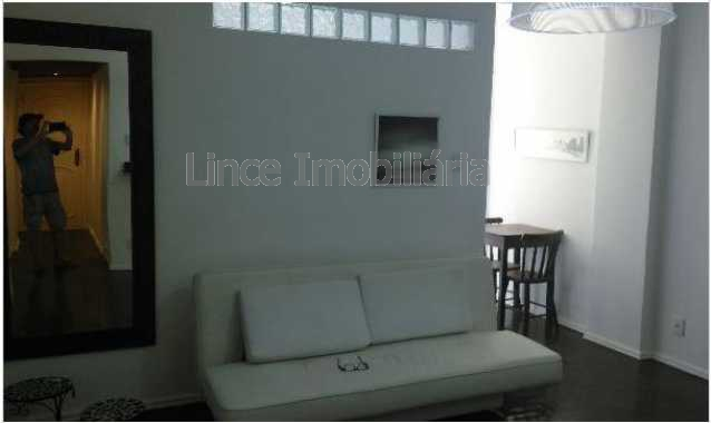 2 - Sala 6 - Apartamento Centro, Centro,Rio de Janeiro, RJ À Venda, 1 Quarto, 45m² - IAAP10274 - 7