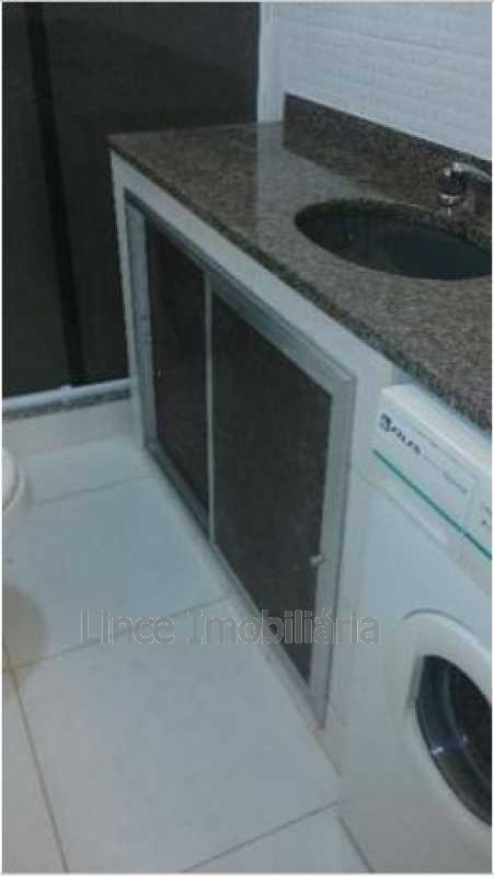 3- Banheiro 1 - Apartamento Centro, Centro,Rio de Janeiro, RJ À Venda, 1 Quarto, 45m² - IAAP10274 - 9