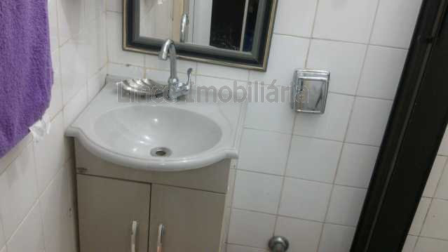 Banheiro de Empregada 1 - Apartamento Engenho de Dentro, Norte,Rio de Janeiro, RJ À Venda, 2 Quartos, 70m² - ADAP20282 - 20