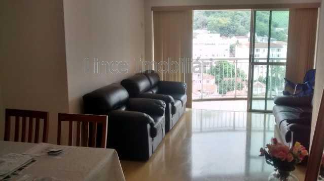Sala  - Apartamento 3 quartos à venda Tijuca, Norte,Rio de Janeiro - R$ 750.000 - PAAP30284 - 1