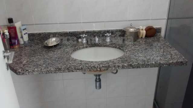 Banheiro Suíte 1 - Apartamento 3 quartos à venda Tijuca, Norte,Rio de Janeiro - R$ 750.000 - PAAP30284 - 12