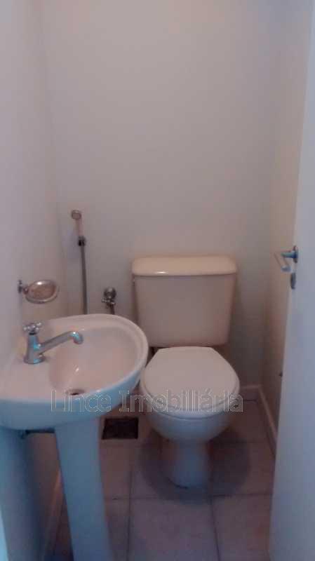 Lavabo - Apartamento 3 quartos à venda Tijuca, Norte,Rio de Janeiro - R$ 750.000 - PAAP30284 - 13