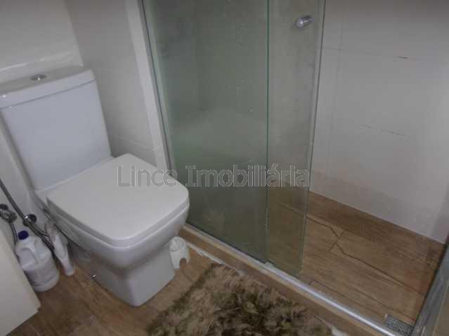 Banheiro Social 1  - Cobertura Tijuca, Norte,Rio de Janeiro, RJ À Venda, 2 Quartos, 85m² - ADCO20015 - 11