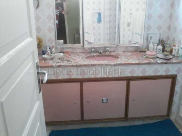23banheiro-social2.2 - Casa 3 quartos à venda Tijuca, Norte,Rio de Janeiro - R$ 2.000.000 - TACA30029 - 23