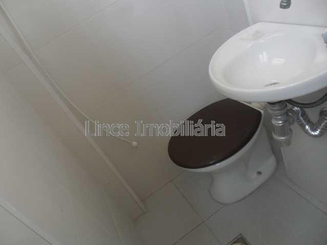 Banheiro de serviço 1.4 - Apartamento 2 quartos à venda Grajaú, Norte,Rio de Janeiro - R$ 385.000 - TAAP20420 - 27